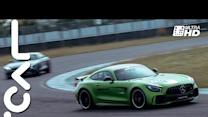綠色猛獸賽道體驗 2017 AMG Driving Academy 活動體驗 - TCAR