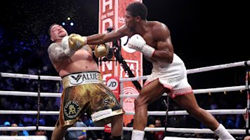 Joshua redeems himself vs. Ruiz, reclaims titles