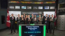 Central Timmins Exploration Corp. Opens the Market