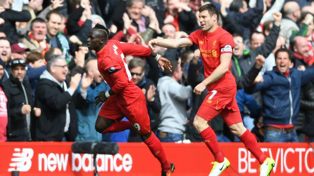 Liverpool se quedó con el derbi de Merseyside
