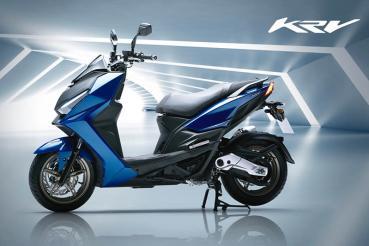 Kymco KRV售價揭曉,KRV ABS版112,800元、KRV TCS版123,800元