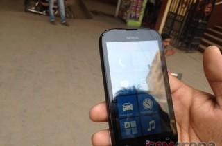 Nokia's Lumia 510 might have been spotted catching the noonday sun