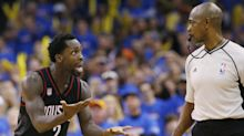 NBA fines Patrick Beverley for confronting son of Thunder minority owner