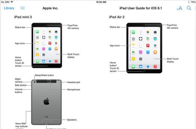 Apple leaks iPad Air 2, iPad mini 3 ahead of official announce