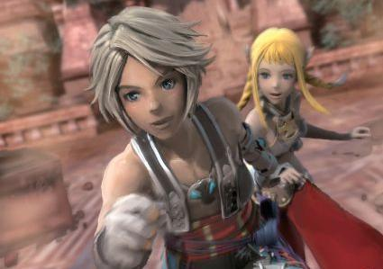 FFXII gets the preview treatment