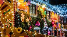 Pub transformed into festive Gingerbread Inn for Christmas