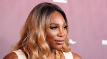 Serena Williams Stuns in Ombre Hair at the 'Sports Illustrated' Party