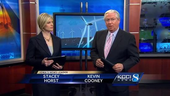 Not everyone is happy about more wind farms in Iowa