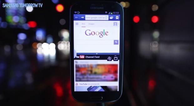 Galaxy S III 'Premium Suite' features detailed: Multi-Window, Page Buddy and more (video)