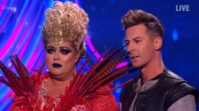 Gemma Collins left in tears by 'Dancing on Ice' judges' comments