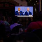 Investors react to last Trump-Biden election debate