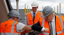 PM visits Cheshire construction site