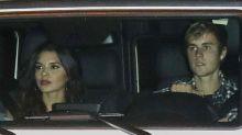 Justin Bieber con novia nueva