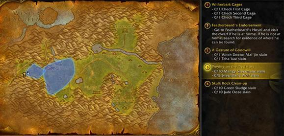 Patch 3.3: Blizzard previews new quest tracking UI