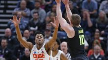 NCAA Latest: Baylor, Syracuse torching zones from 3