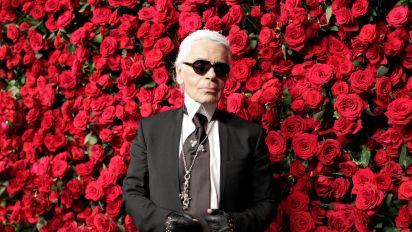 Fashion icon Karl Lagerfeld dies