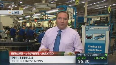 Mexico becoming hottest export hub