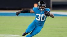 James Robinson named offensive rookie of the month