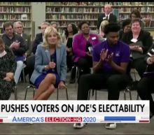 Biden's wife tells voters they may have to 'swallow a little bit' to elect her husband