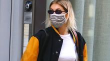 Kaia Gerber Sports the Best Ever Nail Art With These Fashion Girl Favorite Kicks