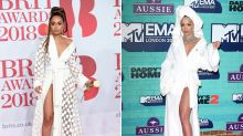 This pop star just wore a bathrobe on the red carpet and people have mixed reactions