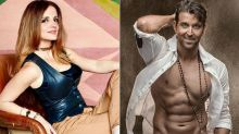 "Hrithik Roshan's Ex-Wife Sussanne Messages Him, ""You Look Hotter Than You Were 20 Years Ago"""