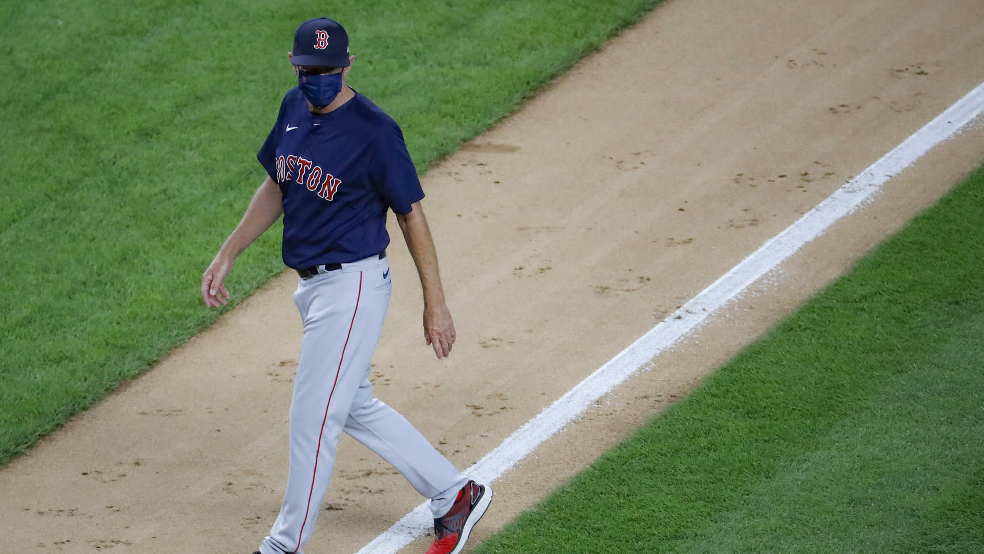 Call this miserable MLB season now, because Red Sox aren't going anywhere
