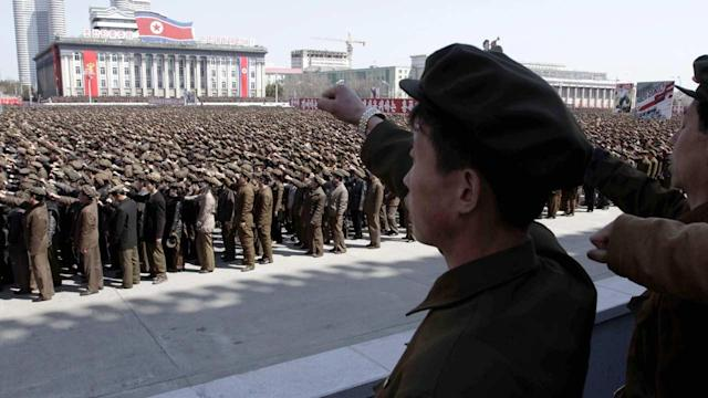 North Korean missile test prospect high, says South Korea official