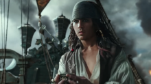 'Young Jack Sparrow' debuts in new Pirates of the Caribbean: Salazar's Revenge trailer
