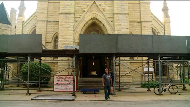 St. James Church to be demolished