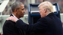 Trump vs Obama   El inédito enfrentamiento entre el presidente de Estados Unidos y su antecesor