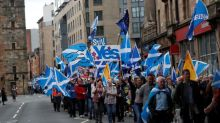 Majority of Scots support independence from UK - YouGov poll