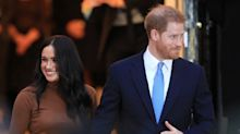 Meghan Markle rocks one of winter's hottest colours for first appearance of the year