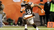Former Browns receiver Taylor Gabriel announces his retirement