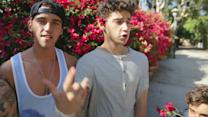 All Access - The Janoskians Perform a Special Rap for Teen Vogue's Back-to-School Event