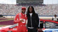 New Orleans Saints star Alvin Kamara partners with NASCAR in advisory role