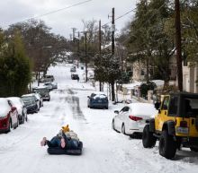Biden visits Texans battered by deadly winter storm and COVID-19 pandemic