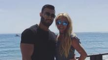 Britney Spears Is Definitely Getting the Best of Boyfriend Sam Asghari