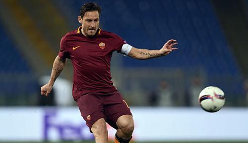 Serie A: Totti bereut, nicht mit Ronaldo gespielt zu haben
