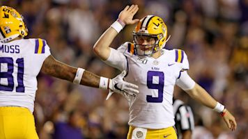 Is Joe Burrow the player to beat for Heisman?