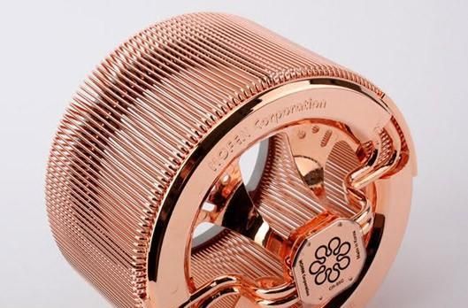 The NOFAN CR-95C: a fanless copper CPU cooler for your next-gen build