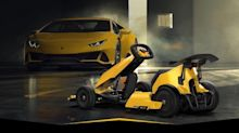 Lamborghini lanza su primer kart y sus fans enloquecen
