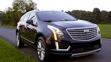 The 2017 Cadillac XT5 Is a Port in a Storm of Boring Crossovers