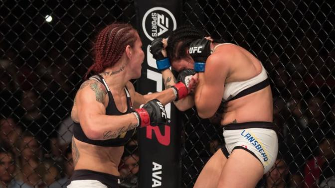 'Cyborg' to go after featherweight belt