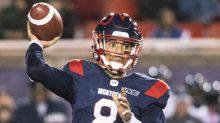 Quarterback Vernon Adams Jr. to remain under contract with Montreal Alouettes