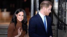 Prince Harry and Meghan Markle Will Not Use HRH Titles, and Will Repay $3 Million of Public Money