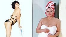 Bigg Boss 14 Wild Card Entry Sapna Sappu Bikni Look Viral