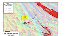 """Great Bear Discovers New High Grade """"Arrow"""" Zone: 19.32 g/t Gold Over 2.10 m, Within 3.00 g/t Gold Over 15.00 m"""