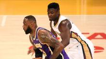 LeBron James propels Lakers past Zion Williamson's Pelicans