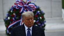 Reapareció Donald Trump: crece el riesgo para la seguridad nacional de una transición incompleta